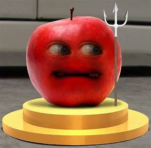 Image - AOHG Apple.png - Annoying Orange Wiki, the ...