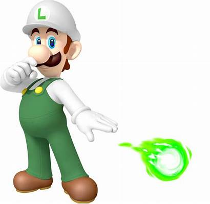 Luigi Fire Fuego Mario Wikia Bros Smash