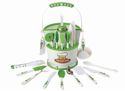 Chef Utensils Kitchen Cooking Tools Curious Sets