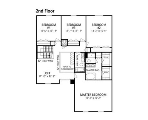 Maronda Homes Hton Floor Plan by Maronda Homes Florida Floor Plans Images