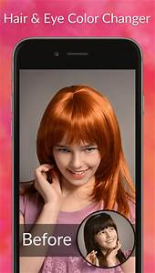 Hair Color Changer Android Apps On Google Play Of Hair