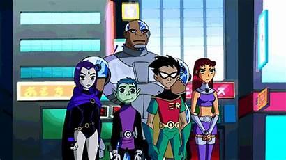Titans Teen Robin Raven Cyborg Tokyo Trouble
