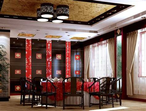 oriental interior decorating ideas elegant chinese
