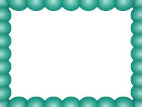 Pearl Border PowerPoint
