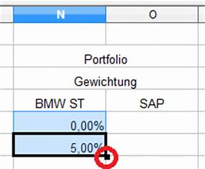 Rendite Aktien Berechnen : risiko rendite diagramme mit openoffice calc ~ Themetempest.com Abrechnung