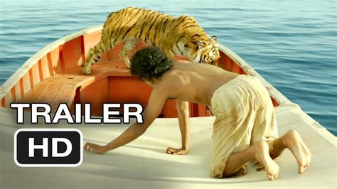 Boys In The Boat Movie by Life Of Pi Official Trailer 1 2012 Ang Lee Movie Hd