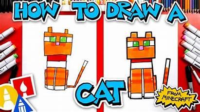 Minecraft Draw Cat Hub Thumbnail