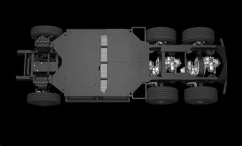 teslas semi  dramatically alter  trucking industry