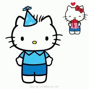 happy birthday dear daniel sephorahellokitty hk With hello kitty mask template