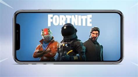 mobile reveal trailer  fortnite battle royale released legit reviews