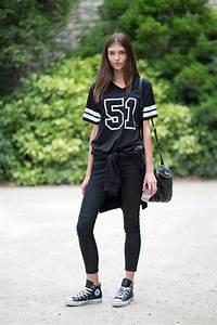 Tenue De Sport Femme Tendance : 1001 id es comment porter tenue swag avec de la ~ Melissatoandfro.com Idées de Décoration