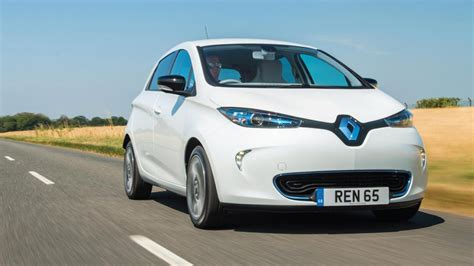 renault zoe renault zoe review top gear