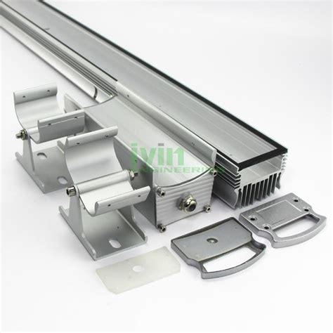 lighting kitchen sink awh 7056 led linear washwall light housing ip65 led out 7056