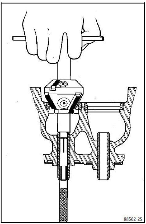 siege de soupape renault moteur injection directe diesel manuel de