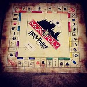 1000 ideas about Harry Potter Monopoly on Pinterest