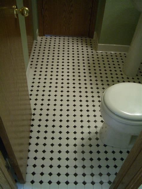 30 pictures of octagon bathroom tile