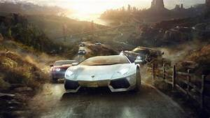 The Crew, Car, Video Games, Ubisoft Wallpapers HD ...