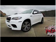 BMW X6 M5 Flat Matte White Vehicle Wrap from the Wrap