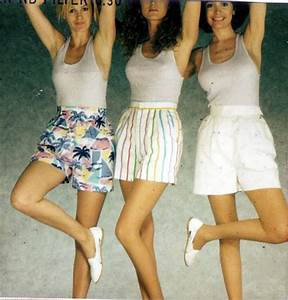 #80s #fashion #style #women #shorts | Stylish 80s/90s ...