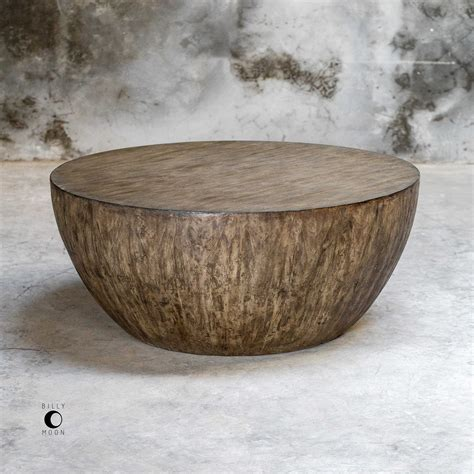 Uttermost Glass Coffee Tables by Uttermost Lark Wood Coffee Table