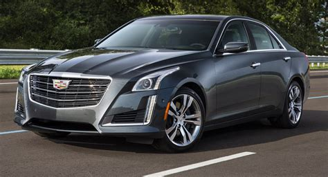 2019 Cadillac Cts Review, Colors And Specifications 2017