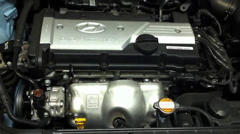 Hyundai Engine Diagram Of 1 6l by Hyundai Getz 1 6l 1599cc Inline 4 Multi Point F Inj Dual