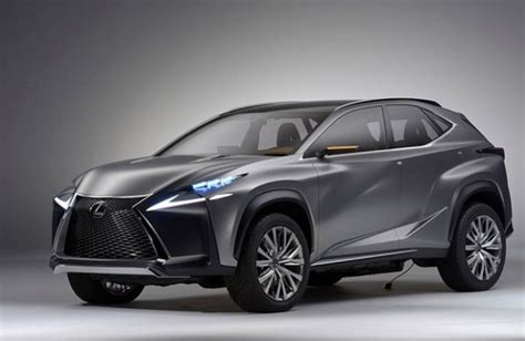 lexus nx  suv colors release date redesign