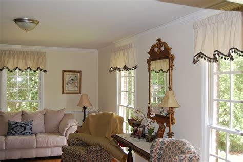 Valances Window Treatments For Living Room by Curtain Living Room Valances For Your Home