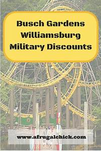 Busch gardens williamsburg coupons archives a frugal chick for Busch gardens military