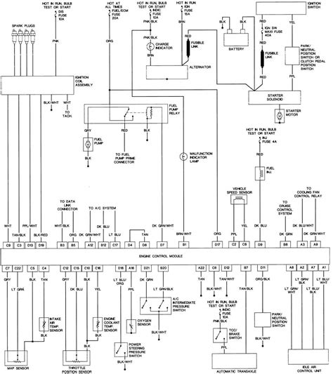 Honda Ignition Coil Wiring Diagram