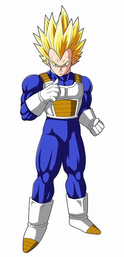 Vegeta Dragon Ball Ssj Goku Render Power