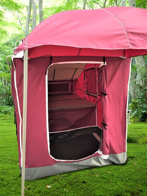 kwik kamp ii small lightweight camper trailer pull