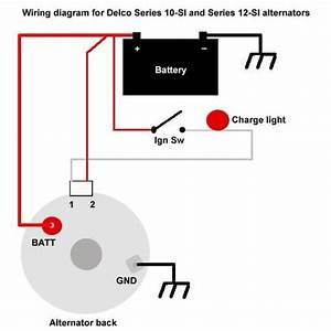 Cs Series Alternator Wiring Diagram