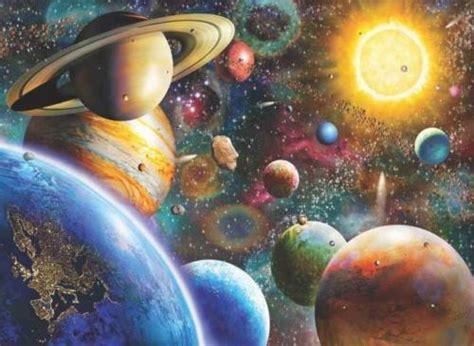 planets  space  piece puzzle  anatolian puzzle