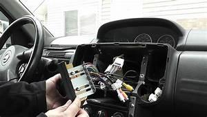 Double Din Radio Install - 06 Xtrail