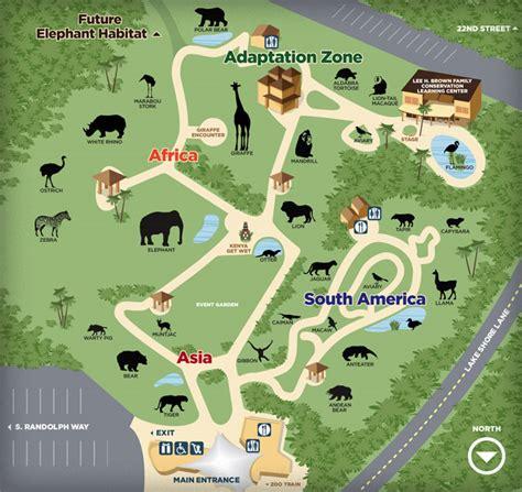 reid park zoo by dennis fesenmyer at coroflot com
