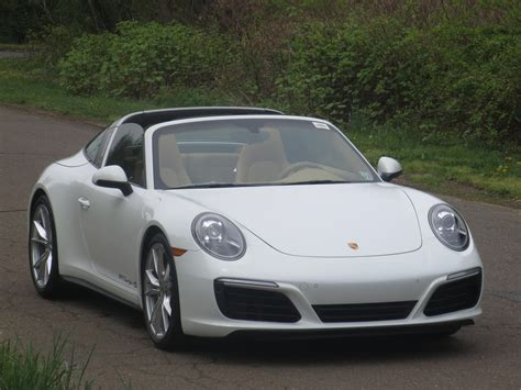 Dealer Inventory 2017 Porsche 911 Targa 4s