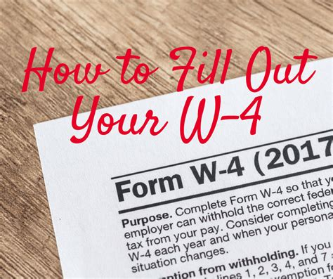 how to fill out a w 4 plus 7 reasons to adjust your tax withholding