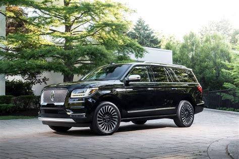 2018 Lincoln Navigator Suv Pricing  For Sale Edmunds