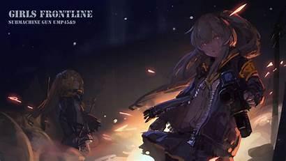 Frontline Anime Ump45 Ump9 Guns Games 404