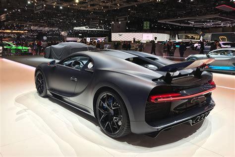 Bugatti unveils 110th Anniversary Chiron Sport special ...