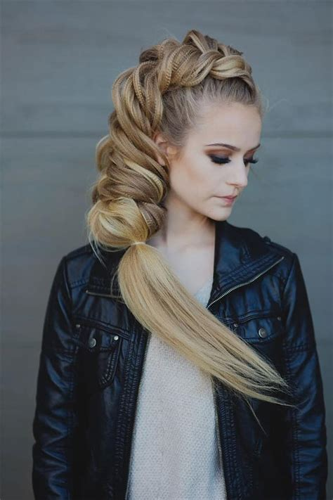 Braids Hairstyles For by 25 Superlative Fishtail Hairstyles Ideas Sheideas