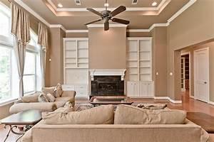 20 Elegant Living Room Ceiling Treatments That You'll Love   Interior God