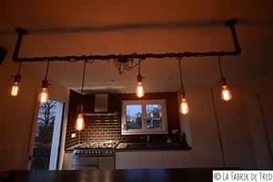 Luminaire Style Industriel : industriel ralfred 39 s blog deco diy ~ Teatrodelosmanantiales.com Idées de Décoration