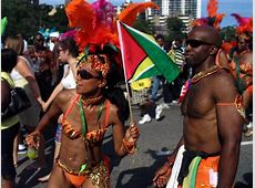 FileGuyana flag at Caribana parade, Torontojpg