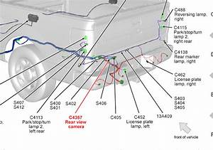 Ford Truck F250 Trailer Wiring Harness Diagram