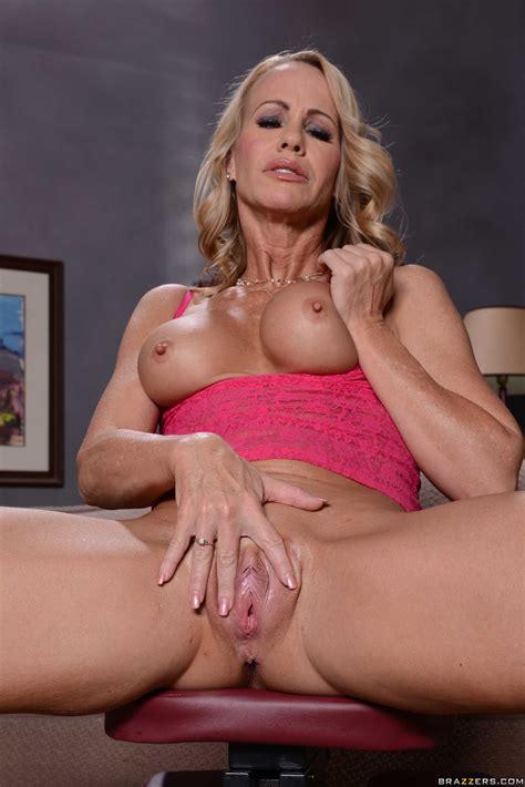 blonde milf gets a surprise massage photos simone sonay milf fox