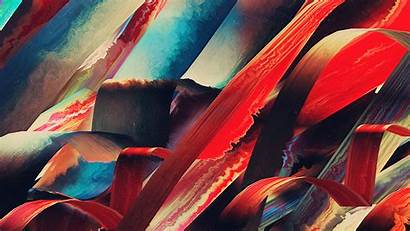 Abstract Dark Paint Olsson Hampus Pattern 4k