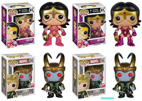 fugitive toys nycc pop exclusives  toyark news