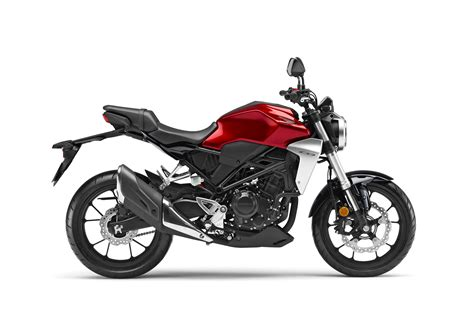 2019 Honda Cb300r Confirmed For Canada